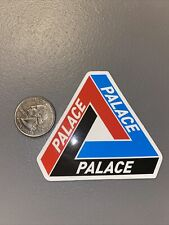 Palace Skateboards Sticker Skate Snowboard Surf Vinyl Decal No Bends Or Tears