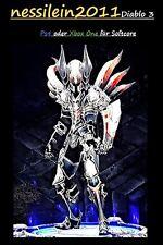 Diablo 3 Ps4/Xbox One - Dämonenjäger - Austattung Marodeurs - URALT - Unmodded