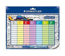 STAEDTLER 641 SP - Stundenplan Lumocolor abwischbar