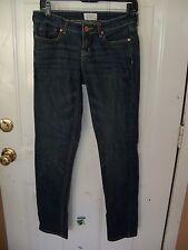 Aeropostale Bayla Skinny Curvy Stretch Jeans Size 1/2 Women's EUC