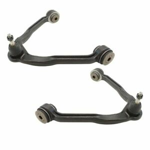 Moog RK80942 Front Upper Control Arm Assembly LH & RH Pair for Chevy New
