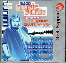 Magix Musik Studio 3.0, wie neu