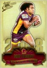 2009 Select NRL Classic Series - Club Player of the Year CP1 Sam THAIDAY