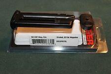 RUGER SR22P .22 LR 10 rd FACTORY MAGAZINE  NEW MAG w/ extra fingerrest base