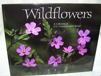 Wild Flowers A Collection of U.S. Commemorative Stamps 1991