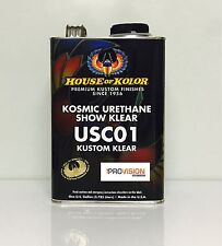 HOUSE OF KOLOR USC01 KOSMIC URETHANE SHOW KLEAR (GALLON ONLY) (HOK-USC01G)