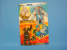 1985 GoBots Night Ranger 30 Friendly Robot Motorcycle New Mint On Card Moc Tonka