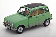 1:18 Solido Renault 4L GTL 1978 lightgreen