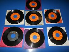 60's/70's Records 45 RPM NILSSON Lot Of 7 Different Records