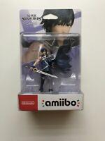 Nintendo Amiibo Figure - Chrom - Super Smash Bros Ultimate - Fire Emblem Switch