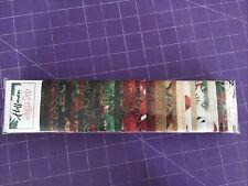 Fabric Hoffman Jingle Pop Jp8-Gold Precut strips