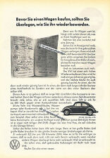 VW-Käfer-1966-Reklame-Werbung-genuine Advertising -nl-Versandhandel