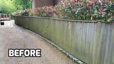 Mould Algae Moss Remover for Patio, Drives, Decking and Fencing - (1x10 Litres)