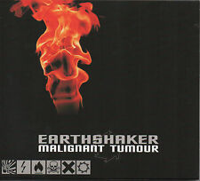 Malignant Tumour - Earthshaker CD - New / Sealed Digipak (2013) Metal Hardcore