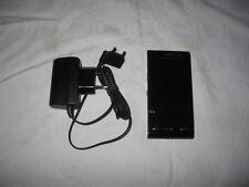 Sony Ericsson Satio Schwarz, ohne Simlock, Taste defekt