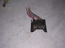 1986 1987 Corvette C4 Mid-Dash Small Fuse Panel, GM