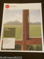 AJ SPECIFICATION - TIMBER - MAY 2010