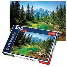 Trefl 500 Piece Adult Large Tatra Mountains Landscape Floor Jigsaw Puzzle NEW