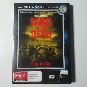 Land of the Dead   DVD Movie   Horror/Zombie   2005   Asia Argento   Pre-owned