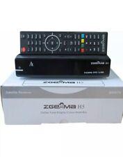 ZGEMMA H5 Enigma 2 Box Linux DVB-S2 + DVB-T2/C Combo Satellite Receiver