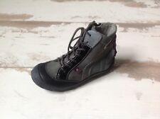 P27- Chaussures Fille NOEL NEUVES - Modèle IBIS Noir - Asphalte (92.00 €)
