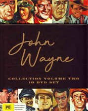 John Wayne Collection Volume 2 DVD (region 4 Australia)