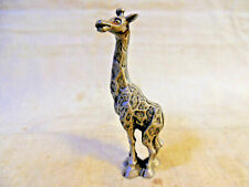 Vintage Giraffe By Hudson Pewter