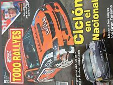 MAGAZINE TODO RALLYES  N°74 RALLY WRC CHYPRE  CITROEN LOEB ANNEE 2006 98 PAGES