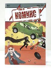This is КОМИКС (This is COMICS). КомФедерация. Русский комикс/russian comics.