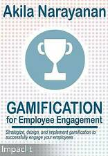 Gamification for Employee Engagement by Narayanan, Akila, NEW Book, FREE & FAST