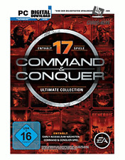 Command & Conquer Ultimate Collection Origin Pc Key Game Code [Blitzversand]