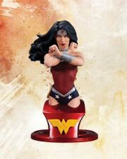 Wonder Woman Bust DC Comics Super-Heroes New 52 Jim Lee DC Collectibles SEALED