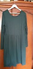 Women Forest Green Dress by M&S size 16