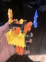 Scoop *100% Complete 1988 Vintage Hasbro G1 Transformers Action Figure Payloader