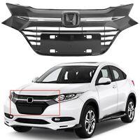For 2016 2017 2018 Honda HR-V HRV Front Upper Grille Grill