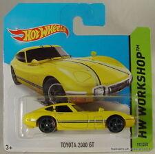 Artículos de automodelismo y aeromodelismo Hot Wheels color principal amarillo, Cars
