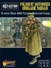 Polonia 10 Motorizados Brigada Squad