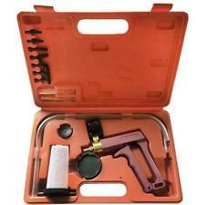 Auto Car Hand Held Vacuum Pressure Pump Guage Bleed Oil Fluid Brake Tool Kit