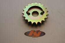 Versatzritzel, offset-sprocket Kawasaki GPz 1100, Z1000J, Z1000R 18 Zähne 10 mm