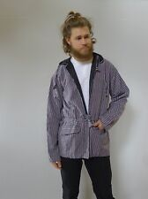 Vintage retro 90s unused M - L cotton hoodie jacket mens womens NOS as new