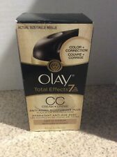 Olay Total Effects 7 In One CC Cream Anti Aging Moisturizer 1.7 Oz