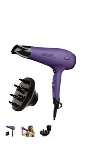 Revlon Salon 1875W Fast Drying AC Motor Hair Dryer