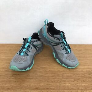💦 Womens Merrell MQM FLEX Connect Hyperlock Trail Hiking Shoes Sneakers Size 10