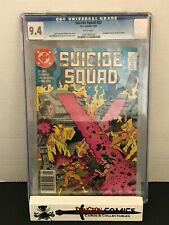 """Suicide Squad # 23 1st App of Oracle in Cameo """"Barbara Gordon"""" DC"""