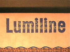 Westinghouse L60 WHITE LUMILINE Light Bulb! NEW! New Old Stock! 60W L@@K!