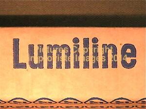 """Westinghouse L60 WHITE LUMILINE Light Bulb 60 Watt NOS 60W 60 Watt 18"""" L60/W NEW"""