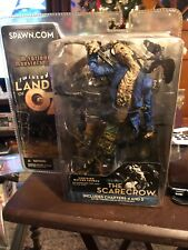 McFarlane Twisted Land of Oz The Scarecrow NEW