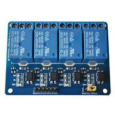 3x(MODUDO RELE' 4 CANALI 5V PER ARDUINO 8051 PIC ARM AVR DSP HKIT