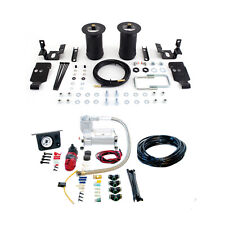Air Lift Suspension Air Bag & Dual Air Path Leveling Kit for Toyota Tacoma 4WD