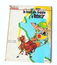 UDERZO. Le Tour de Gaule d'Astérix. Dargaud 1965. dos imprimé. 2e éd. Bel état